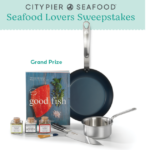 The City Pier Seafood, Seafood Lovers Sweepstakes