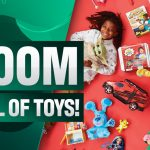Toy Insider's Room Full of Toys Giveaway