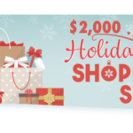 Mineragua $2,000 Holiday Shopping Spree Sweepstakes