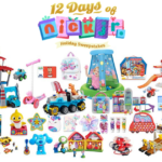 12 Days of Nick Jr. Holiday Sweepstakes & Instant Win Game