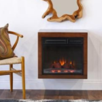 Woodwaves Wall Mount Electric Fireplace Giveaway