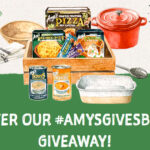 Amy's Gives Back Giveaway