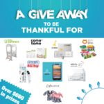 A Giveaway to be Thankful For