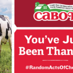 Random Acts of Cheddar Giveaway