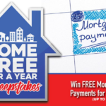 Home Free for a Year Sweepstakes
