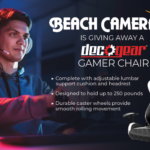 Deco Gear Gaming Chair Giveaway