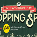 The Green Bay Packers 2020 Holiday Shopping Spree Sweepstakes