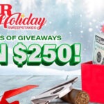 The JR Holiday Sweepstakes