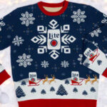 The Miller Lite Ugly Sweater Holiday Sweepstakes