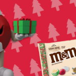 M&M'S Sugar Cookie #BiteSizedHolidayWishes Sweepstakes