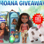 Disney Story Realms Moana Giveaway