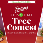Boscov's This or That Tree Contest