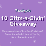 The Treetopia's 10 Gifts a Givin' Giveaway