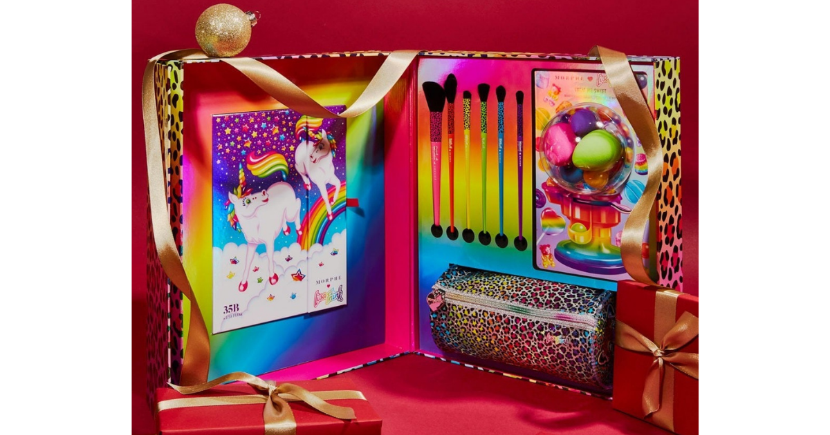 Morphe Lisa Frank Collection Pr Box Giveaway Julie S Freebies Today's video is my honest review on the morphe x lisa frank collection! morphe lisa frank collection pr box