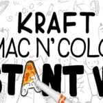 Kraft Mac N' Color Instant Win