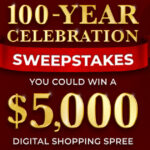 The Master Lock 100-Year Celebration Sweepstakes & Instant Win Game