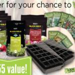 Black Gold Organic Vegetable & Herb Garden Giveaway