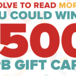 Half Price Books Resolve to Read More Sweepstakes