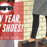 Slip Grips New Year, New Shoes Giveaway