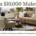 Modern Farmhouse Makeover Sweepstakes