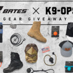 The 2021 Bates x K9-OPS Giveaway