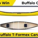Buffalo Canoes T-Formex Canoe Giveaway