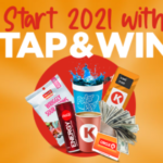Circle K Tap and Win Sweepstakes and Instant Win Game