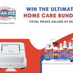 Clean-eez Ultimate Home Cleaning Giveaway