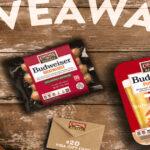 Coleman Natural Budweiser BBQ Giveaway