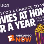 The Barefoot FandangoNOW Sweepstakes
