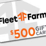 Fleet Farm Gift Card Giveaway
