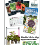 Mother Earth News and Baker Creek Gardening Giveaway