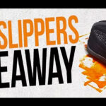 The 2021 Slippers Giveaway