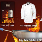 Casillero del Diablo Official Wine of Hell's Kitchen Sweepstakes