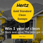 Hertz Gold Standard Clean Sweepstakes