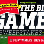 The Big Game Sweepstakes