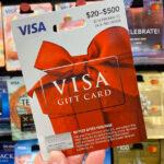 $260 Visa Gift Card Giveaway