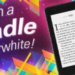 Kindle Paperwhite Sweepstakes