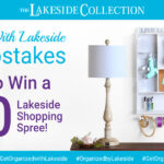 Organize with Lakeside Collection Sweepstakes