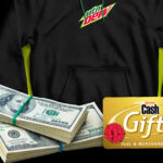 "The Mtn Dew ""Daily Pit Stop"" Instant Win Game & Sweepstakes"
