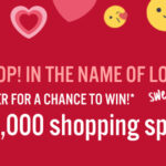 Shop in the Name of Love Sweepstakes