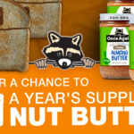Once Again Nut Butte Giveaway