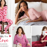 The Feel The Love Pajama Giveaway