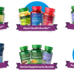 Puritan's Pride New Year, New You Sweepstakes and Instant Win
