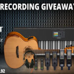 Recording Package Giveaway
