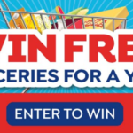 The Save-A-Lot Win Free Groceries For A Year Sweepstakes