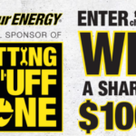 5-Hour Energy Getting Stuff Done Instant Win Game