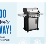 BBQ Guys $5,000 Win Winter Giveaway