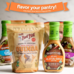 Bob's Red Mill & Organicville Flavor Your Pantry Sweepstakes