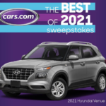 Cars The Best of 2021 Sweepstakes
